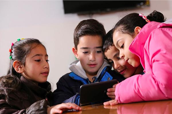 Apps para niños en situaciones de conflicto de guerra