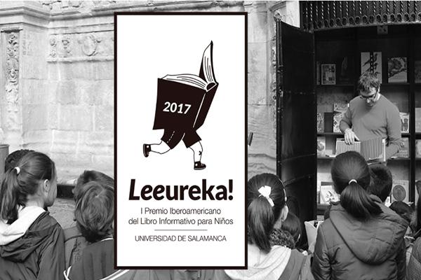 Leeureka! I Premio Iberoamericano del Libro Informativo para niños