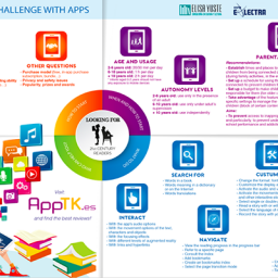 Take up the challenge with apps