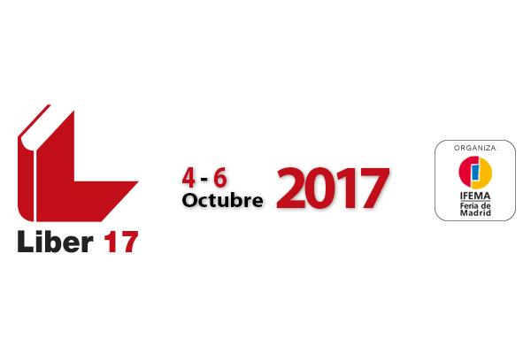 La LIJ Digital en la Feria Internacional del Libro, LIBER 2017