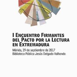 Pacto de la Lectura en Extremadura