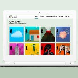 Las apps se abren camino en los entornos escolares
