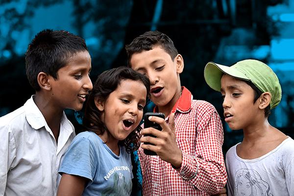 Influencia de las tecnologías digitales e Internet sobre los niños del mundo