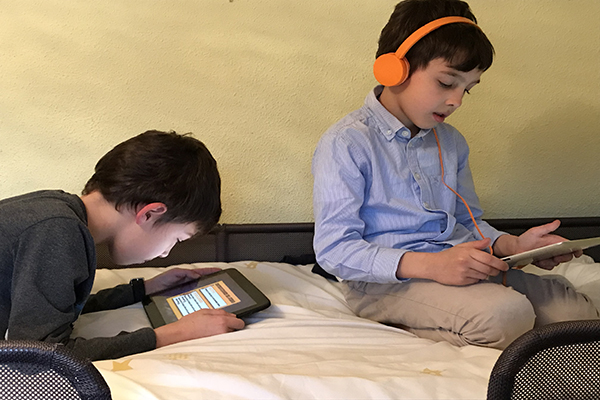 Nuevas formas de contar historias a los niños y jóvenes