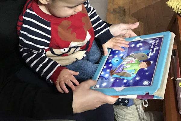 Experiencias de lectura compartida en formato digital: aspectos que refuerzan el aprendizaje en las primeras edades