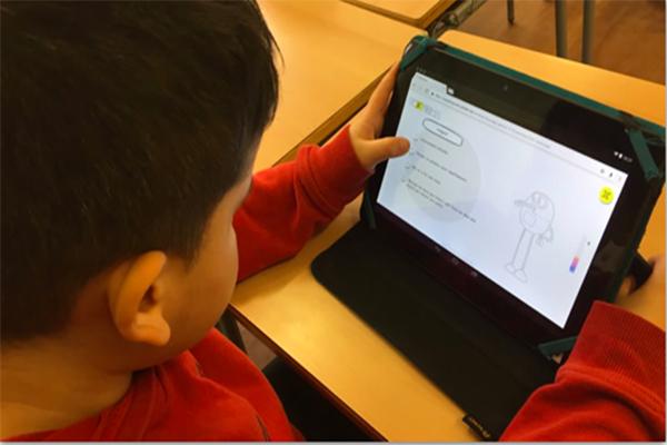 Dibujo para el aprendizaje de la lectoescritura