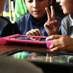 Animacuentos, uso creativo de la tecnología con niños y niñas