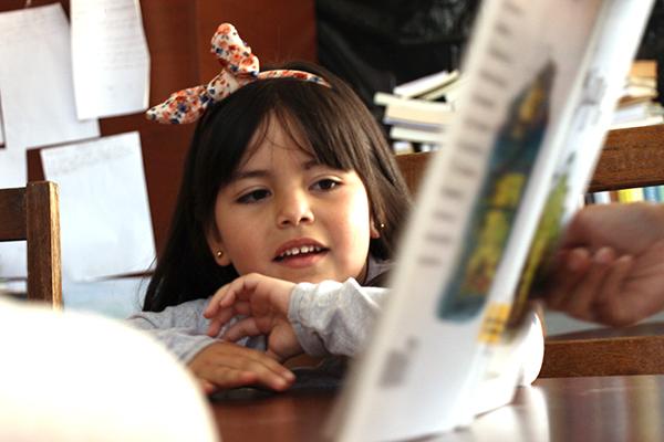 Impacto de la lectura en voz alta en las conductas disruptivas