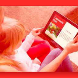 Cuentidubi, una app que fomenta la lectura compartida en familia