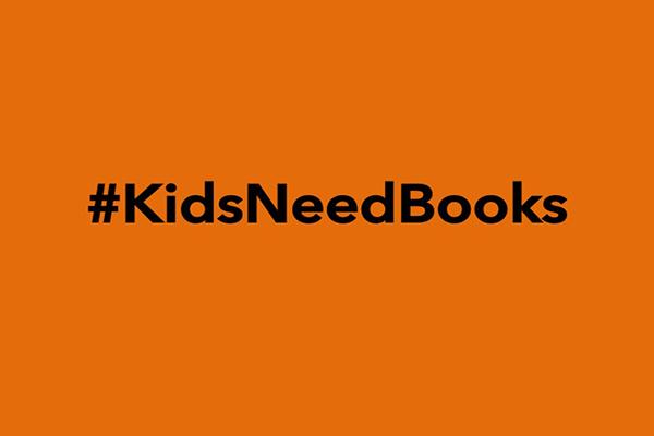 KidsNeedBooks, el hashtag-lema de una campaña espontánea de promoción de la lectura