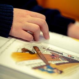 Prácticas de la lectura en el aula: tipologías y rendimiento