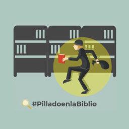 PilladoenlaBiblio, la campaña del Observatorio de la Lectura y el Libro para celebrar el Día de la Biblioteca