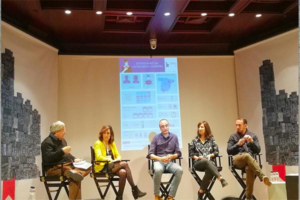 Primera radiografía del lector digital en España