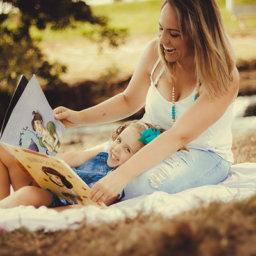 El soporte no es el clave en relación con los niños y la lectura, la clave es la lectura compartida