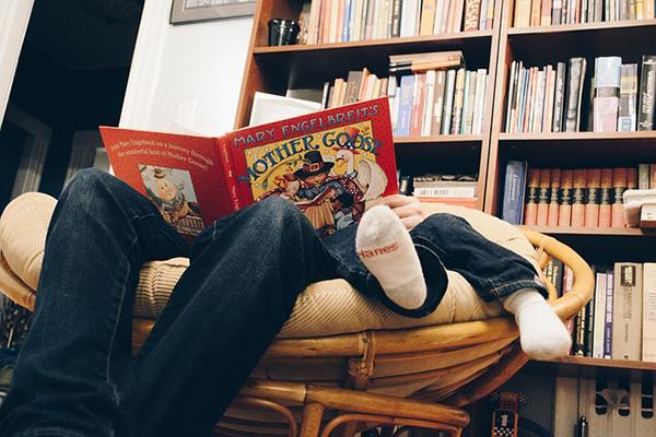 Cómo compartir lecturas cuando los niños aprender a leer
