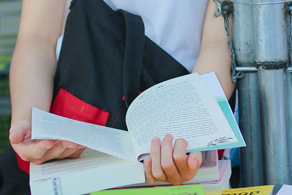 Servicios bibliotecarios para personas con dislexia