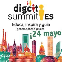 DigCitSummitES: Familia y Tecnología, a debate - Elisa Yuste. Consultoría en Cultura y Lectura