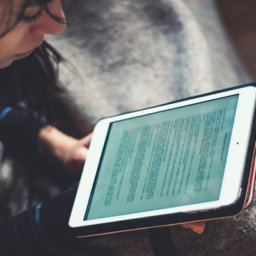 Lectura profunda en pantalla