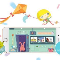 Bookr Kids, tradición y tecnología para aprender a leer en las primeras edades