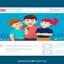 El contenido infantil tiene gran protagonismo en YouTube