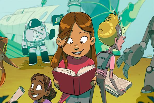FestiLIJ, tercera cita del Festival de Literatura Infantil y Juvenil de Tres Cantos