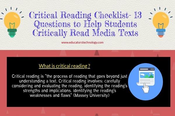 Lectura crítica digital para estudiantes
