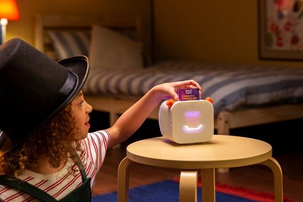Yoto Player, un altavoz cuentacuentos para niños
