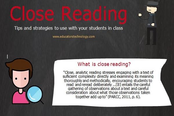 Claves de una lectura atenta para estudiantes