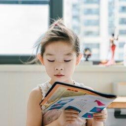 Qué ocurre en el cerebro de los niños cuando les leen