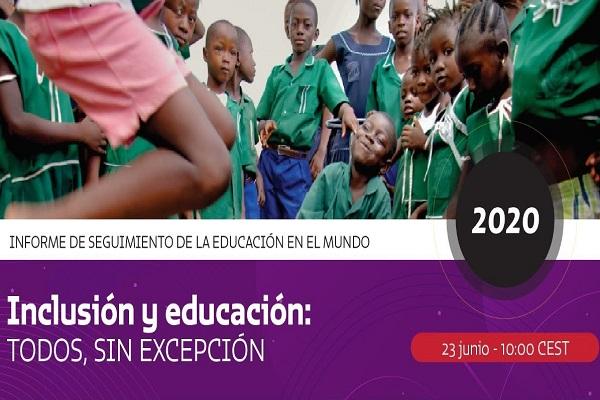 Informe de Seguimiento de la Educación en el Mundo