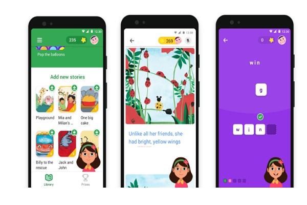 Read Along, la nueva app de Google para aprender a leer