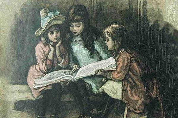 La Biblioteca de Literatura Infantil y Juvenil de la Biblioteca virtual Miguel de Cervantes
