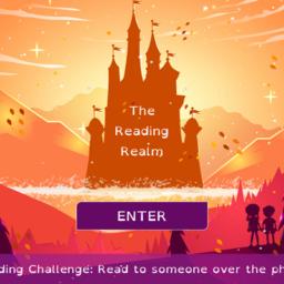 The Reading Realm, una app que promueve la lectura por placer