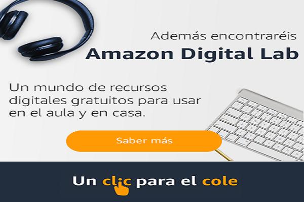 Amazon Digital Lab, una nueva iniciativa de apoyo a las escuelas
