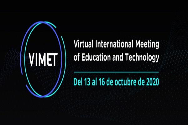 Encuentro virtual internacional sobre educación y tecnología