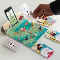 Libros que fomentan la interactividad entre el papel y lo digital