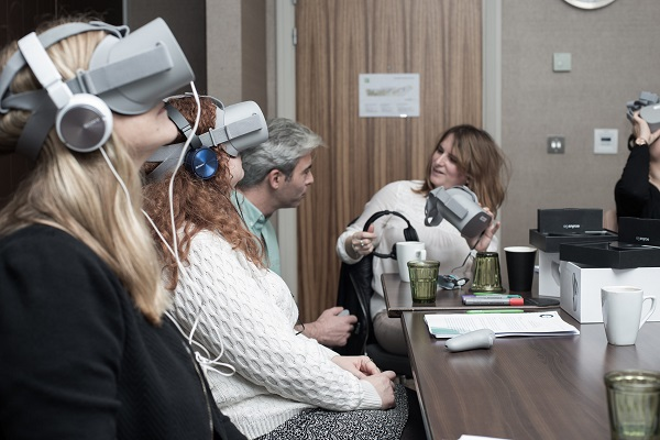 Realidad virtual para comprender las necesidades de los niños