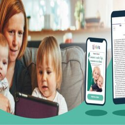 Libros de maternidad e historias ilustradas para niños