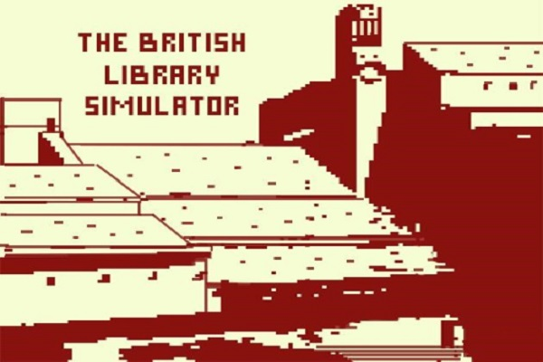 Un mini-juego para visitar la Biblioteca Británica