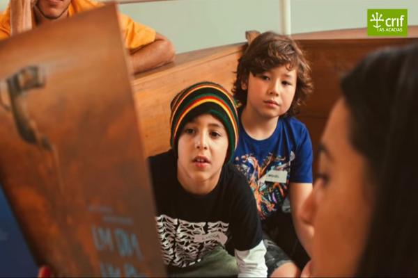 MOOC Arte, palabra y lectura en la primera infancia