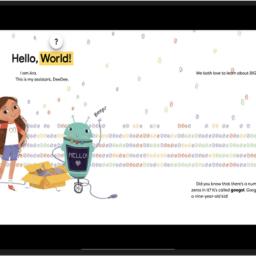 Nuevas herramientas de Google Play Books para niños