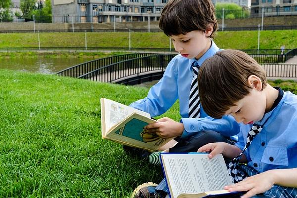 Qué leen los alumnos y alumnas de primaria y secundaria