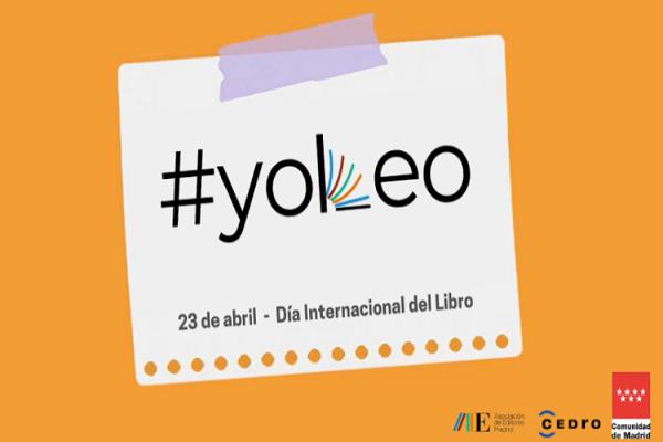 Campaña yoleo: una reivindicación al orgullo de ser lector