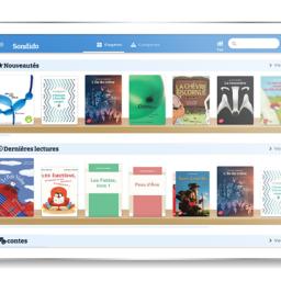 Sondido, una biblioteca digital para niños con trastornos DIS