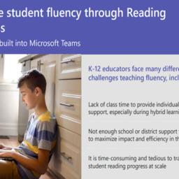 Reading Progress para mejorar la fluidez de lectura de los estudiantes