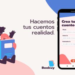 Bookuy, una app para leer y crear libros digitales