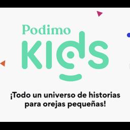 Podimo Kids, un nuevo universo de contenido en audio para público infantil